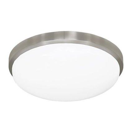 Jesco CM402M-30-BN Classic Round Led Ceiling & Ada Wall Mount - JescoStore