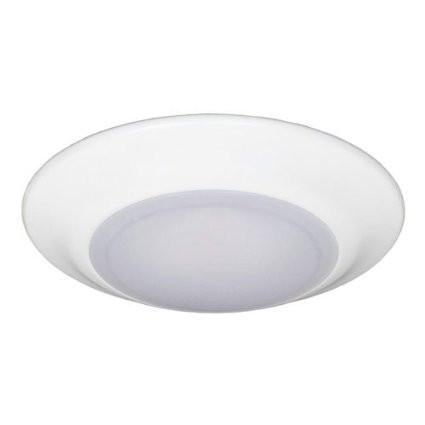 Jesco CM405S-27-WH Mini Disk Led Ceiling & Ada Wall Mount - JescoStore
