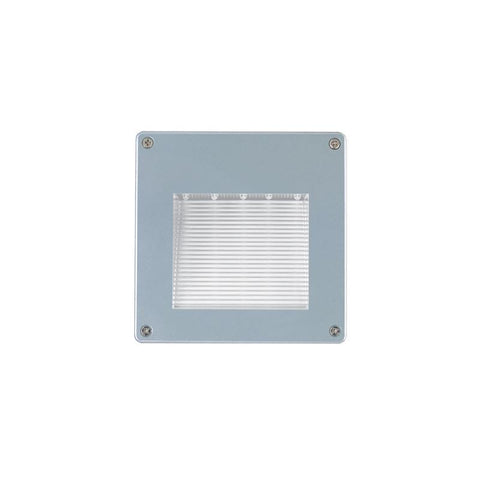 Jesco Lighting HG-ST08L-12V-60 LED Recessed Wall Aisle and Step Lights - JescoStore