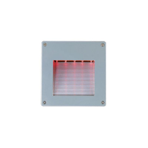 Jesco Lighting HG-ST08L-12V-R LED Recessed Wall Aisle and Step Lights - JescoStore