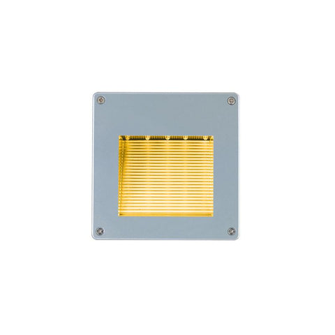 Jesco Lighting HG-ST08L-12V-Y LED Recessed Wall Aisle and Step Lights - JescoStore