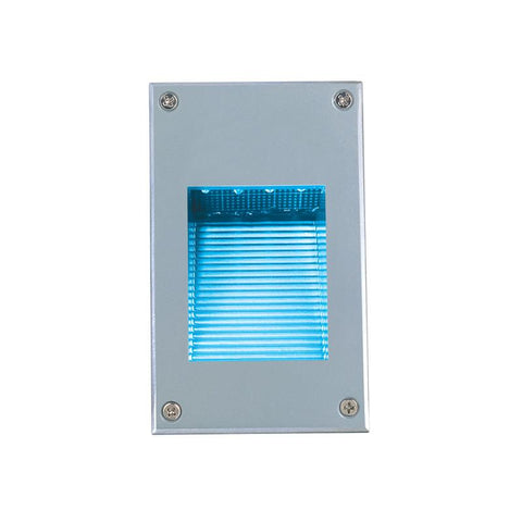 Jesco Lighting HG-ST08M-12V-B LED Recessed Wall Aisle and Step Lights - JescoStore