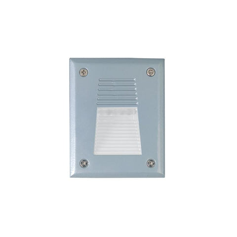 Jesco Lighting HG-ST08S-12V-60 LED Recessed Wall Aisle and Step Lights - JescoStore