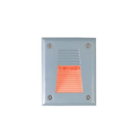 Jesco Lighting HG-ST08S-12V-R LED Recessed Wall Aisle and Step Lights - JescoStore