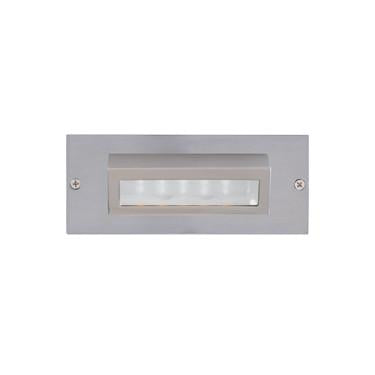 Jesco Lighting HG-ST10B-12V-30 LED Recessed Wall Aisle and Step Lights - JescoStore