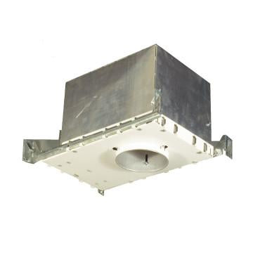 "Jesco Lighting LV4000ICA 4"" Low Voltage Airtight IC Housing For New Construction - JescoStore"
