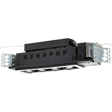 Jesco Lighting MG1650-4EWB Four-Light Double Gimbal Linear Recessed Low Voltage Fixture - Peazz.com