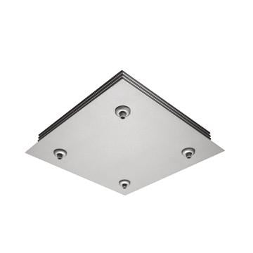 Jesco Lighting QAC-4S Ceiling Mono & Multipoints - JescoStore