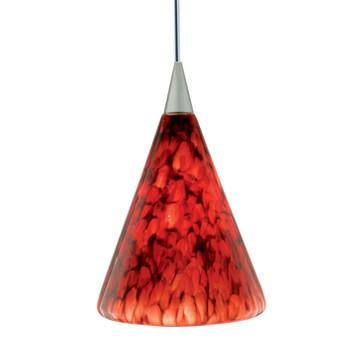 Jesco Lighting QAP107-PM/CH QAP107-ELLIS Quick Adapt-Low Voltage Pendant - JescoStore