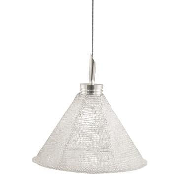 Jesco Lighting QAP212-SV/CH QAP212-HALLE  Quick Adapt-Low Voltage Pendant - Peazz.com