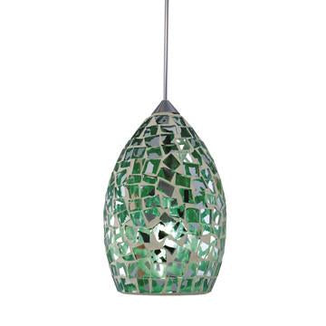 Jesco Lighting QAP232-EM/SN QAP232-MOZ Quick Adapt-Low Voltage Pendant - JescoStore