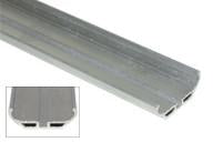 Jesco Lighting S601-CH6T Twin Mounting Channel – 6'-For side-by-side parallel installations - JescoStore