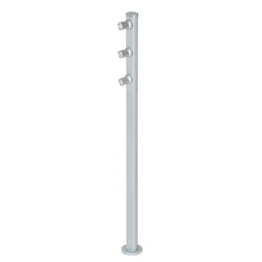 "Jesco Lighting SD105CC152550-S 15"" LED Mizar Pole - JescoStore"
