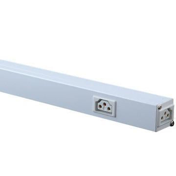 Jesco Lighting SG-PS-3 3-Wire Sleek Plus Power Strip - Peazz.com