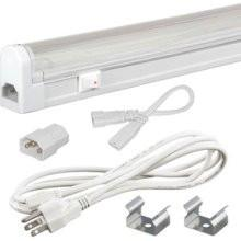 Jesco Lighting SG4-CPS-28-41-W SLEEK PLUS 28W 4100K W/SWITCH-3-WIRE 6' POWER CORD - Peazz.com