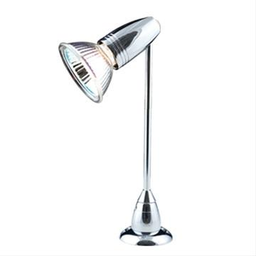 Jesco Lighting SP101-S12-CH SP 101-WILLY-Adjustable LED Spot with Straight Stem (Powered with Remote Transformer(sold separately)) - Peazz.com