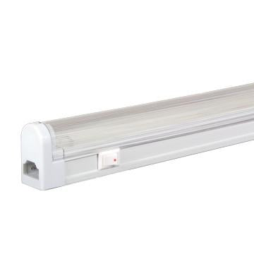 Jesco Lighting SP4-24SW/GN-W 2-Wire Non-Grounded T4 Sleek Plus-Fluorescent Undercabinet Fixture - Peazz.com