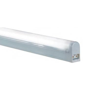 Jesco Lighting SP4-28/BU-W 2-Wire Non-Grounded T4 Sleek Plus-Fluorescent Undercabinet Fixture - Peazz.com