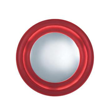 Jesco Lighting WS295-RD Lolli Series 295 1-Light Wall Sconce, Red - JescoStore