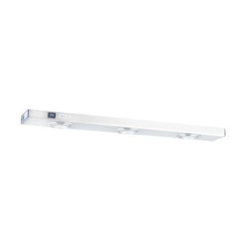 Jesco Lighting XM324-WH 3-Light Xenon Minuet Light Strip - JescoStore