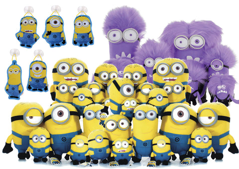 Minions Soft Toy Tombola Game
