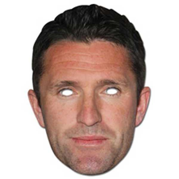Celebrity Face Masks - Robbie Keane