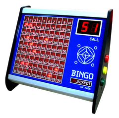 Bingola Sapphire Bingo Random Number Selector with Audience Display Panel