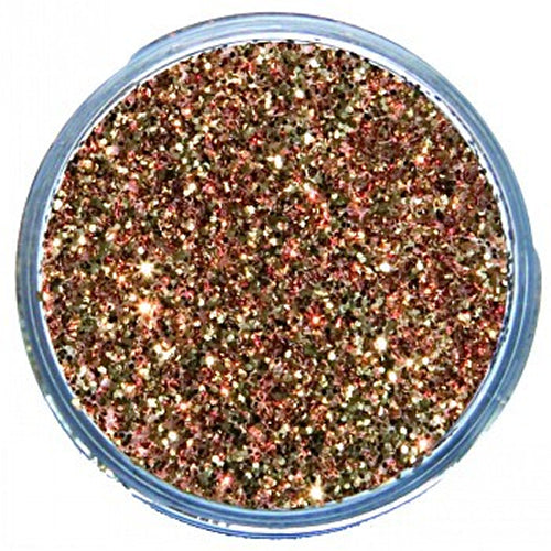 Snazaroo Glitter Dust 12ml - Red Gold