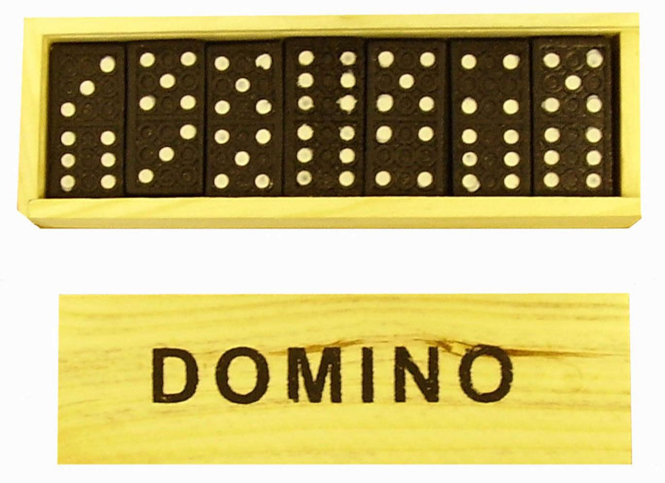 36 Children's Dominoes Games - L38 077