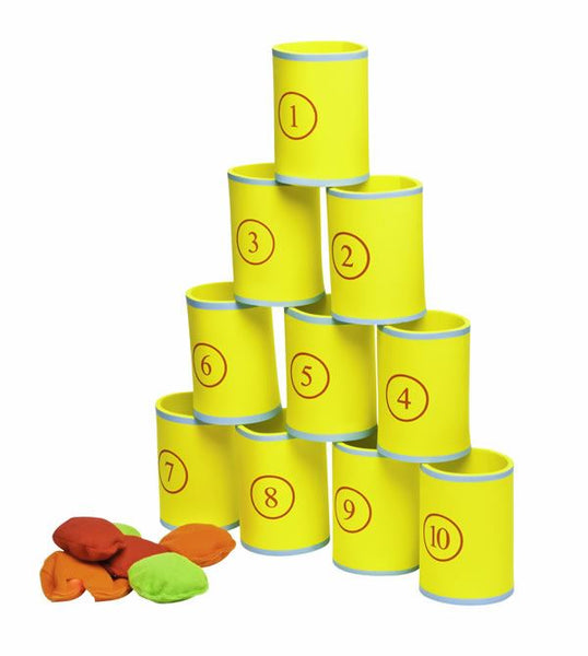 Tin Can Alley Target Game