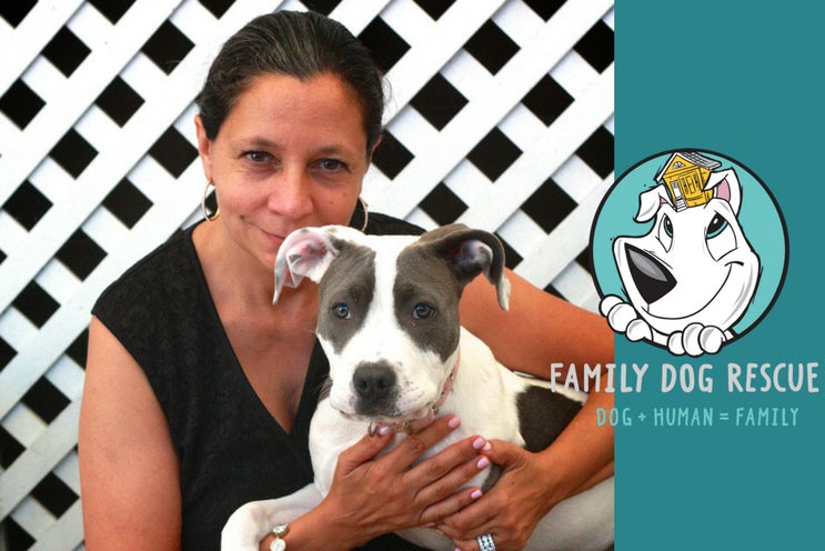 Family Dog Rescue - Rescue of the Month, May 2018