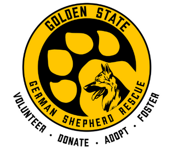 Golden State German Shepherd Rescue - Rescue of the Month, November 2019
