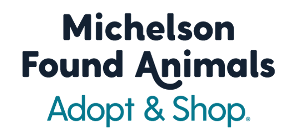 Michelson Found Animals Foundation - Rescue of the Month, July 2019