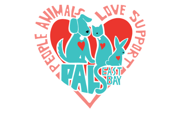 PALS East Bay - Rescue of the Month, August 2019