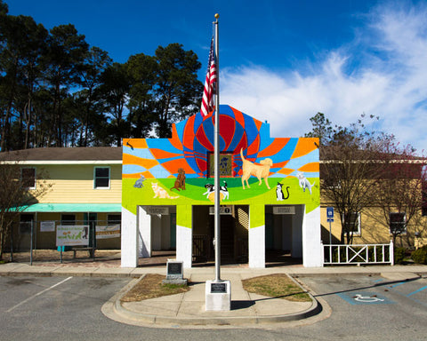 The Humane Society of Greater Savannah's Facility