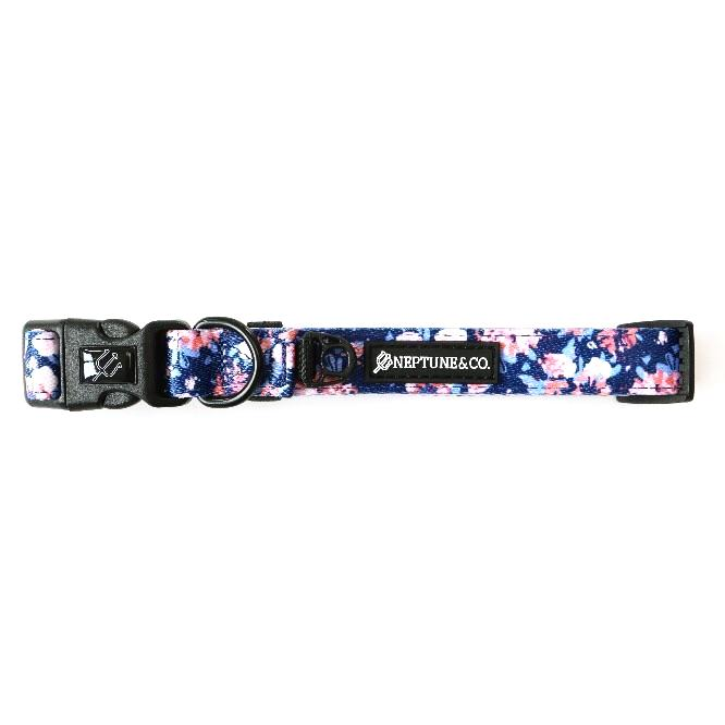 Coral Floral Collar - Neptune & Co.