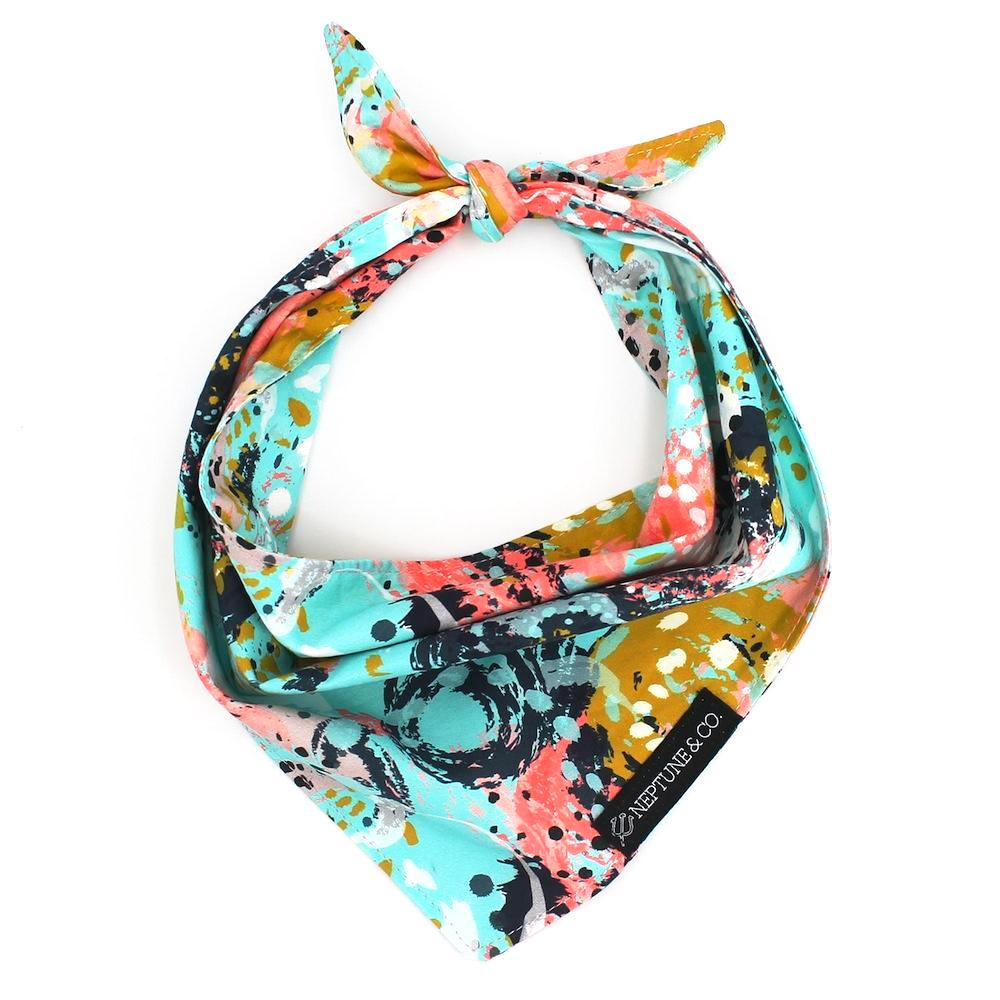 Sunset Swirl Bandana - Neptune & Co.