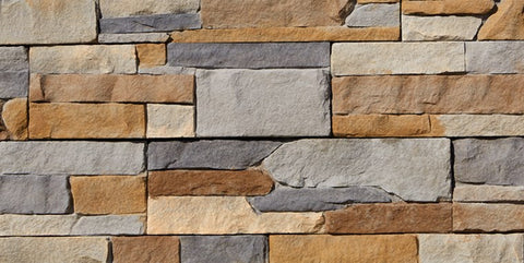 Appalachian Twilight Ledgestone Panel