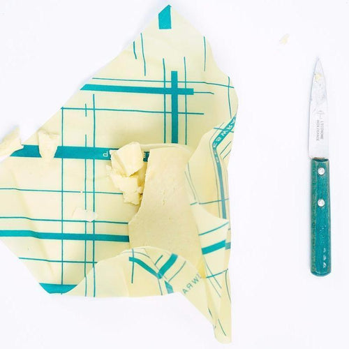 Reusable Beeswax Wrap - Geometric 3 Assorted Sizes (S, M, L)