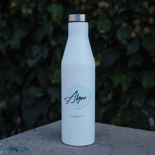 Insulated Bottle - Mizu x Algae - S6 21 oz