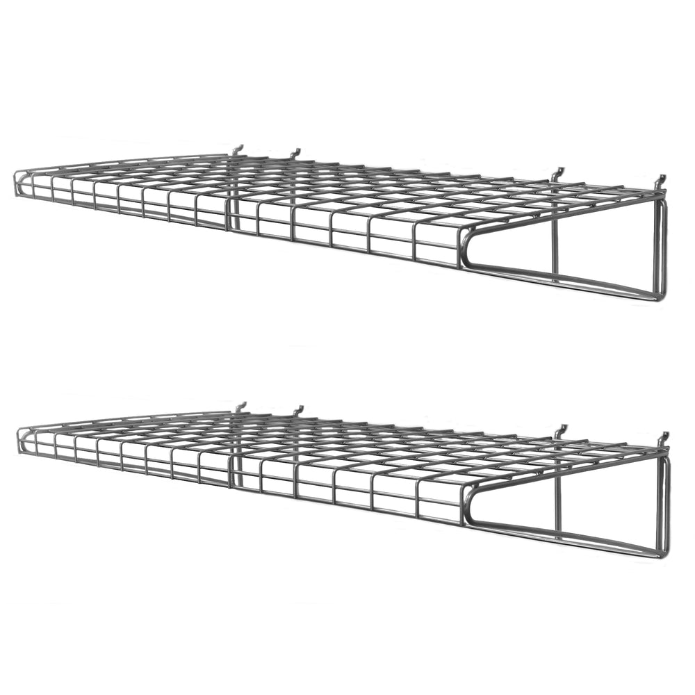 24 in. Metal Shelf – 2 pack