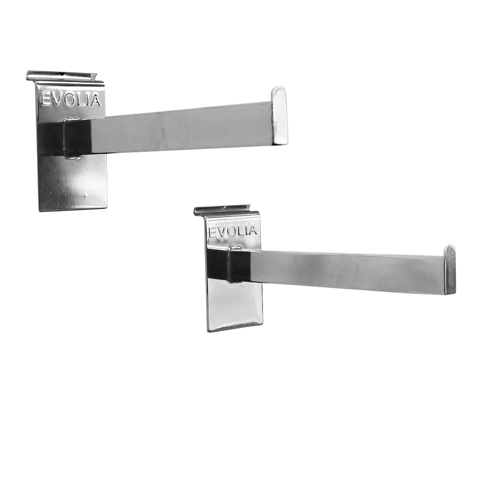10 in. Straight Bar – 2 pack