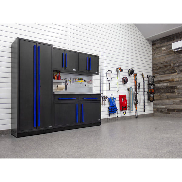 Fusion PRO Cabinets – 5 Piece Cube Set – The works