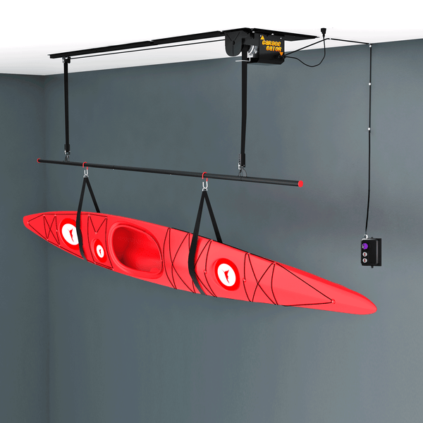 Garage Gator Single Canoe or Kayak 220 lb Lift Kit