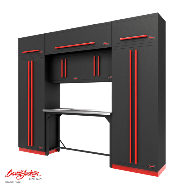 Fusion PRO Cabinets – 9 Piece HANDY Set