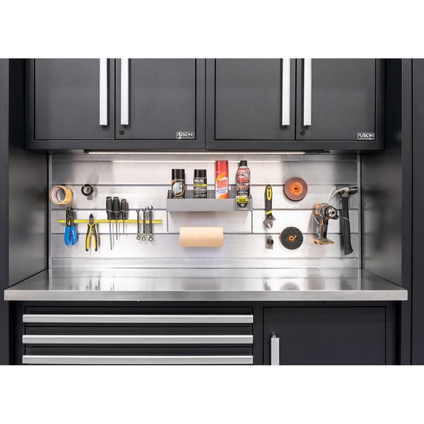 Fusion PRO Cabinets – 7 Piece Cube Set – With Overheads