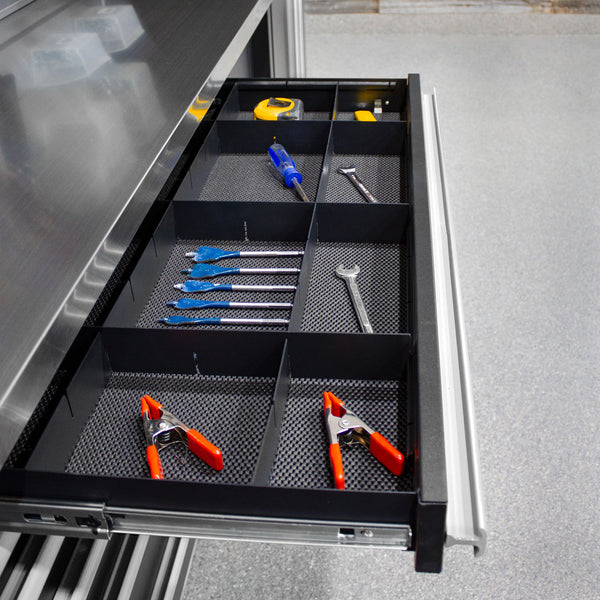 Fusion PRO Cabinets – 5 Piece Tool Chest Set – The works