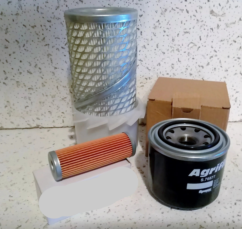 Kubota Tractor Filter Service Kit B F V Z Series Dm Supply Inc Fuel Filters