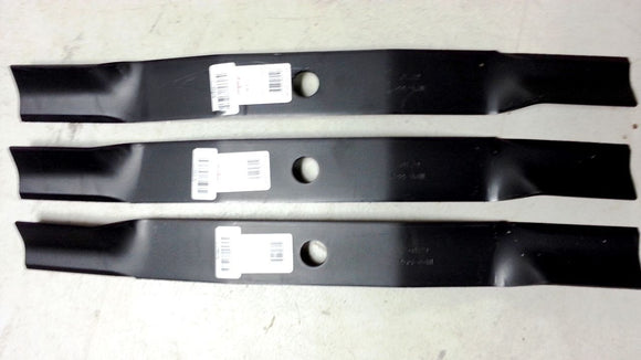 Set Of 3 Woods Mower Blades L59 F35 Rm500 Rm59 60 Quot Cutter