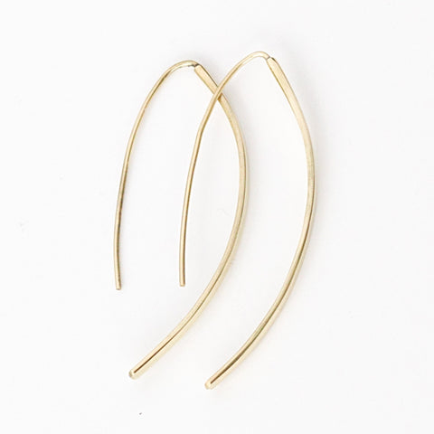 Curve Bar in Brass